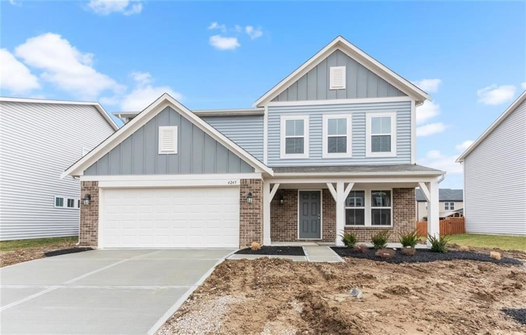 4245 Blue Note Drive, Indianapolis, IN 46239 - #: 21668138