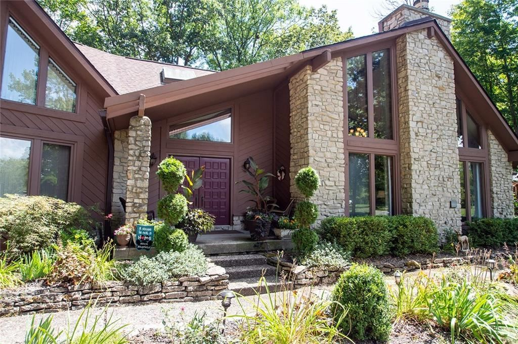 7202 CHABLIS Court, Indianapolis, IN 46278 - #: 21661139