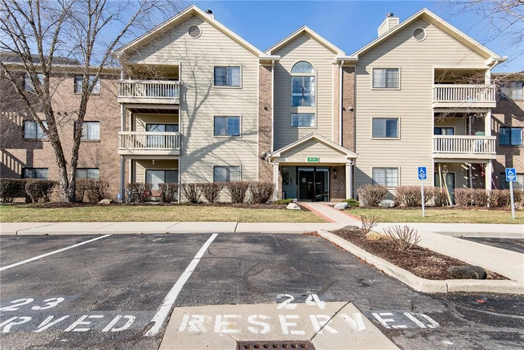 8720 Yardley Court #308, Indianapolis, IN 46268 - #: 21693139