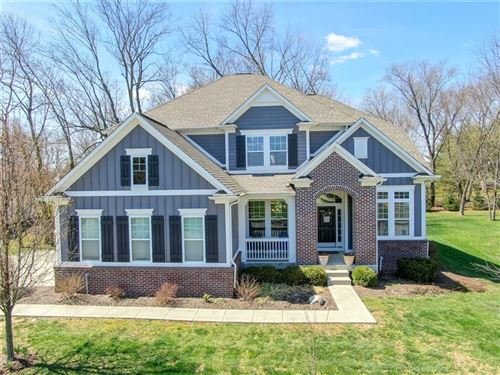Photo of 16827 Maines Valley Drive, Noblesville, IN 46062 (MLS # 21703140)