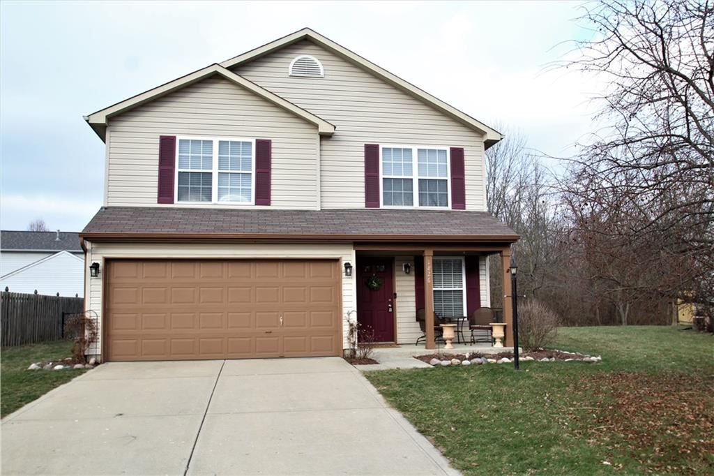 1826 Willowview Court, Greenfield, IN 46140 - #: 21689140