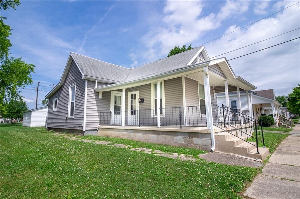 815 North Sexton Street, Rushville, IN 46173 - #: 21722140