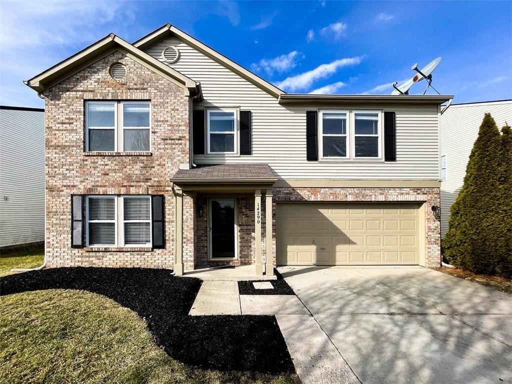 14290 WEEPING CHERRY Drive, Fishers, IN 46038 - #: 21759140