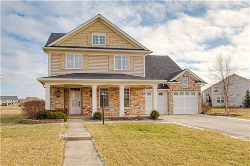 Photo of 13833 Oliver Lane, Carmel, IN 46074 (MLS # 21690141)