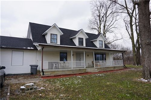 Photo of 3410 Mclaughlin Street, Indianapolis, IN 46227 (MLS # 21761141)