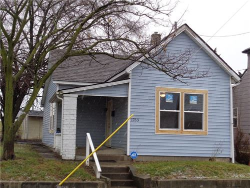 Photo of 1753 Olive Street, Indianapolis, IN 46203 (MLS # 21691142)
