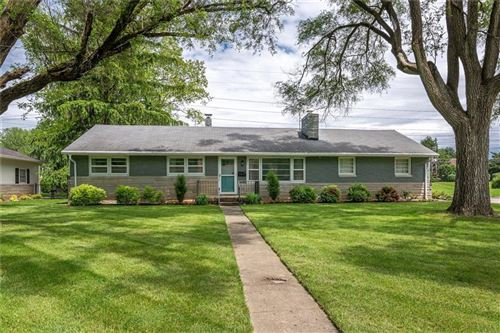 Photo of 5803 North Parker Avenue, Indianapolis, IN 46220 (MLS # 21715142)