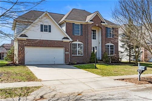 Photo of 12643 Sequoia Stone Court, Fishers, IN 46037 (MLS # 21702143)
