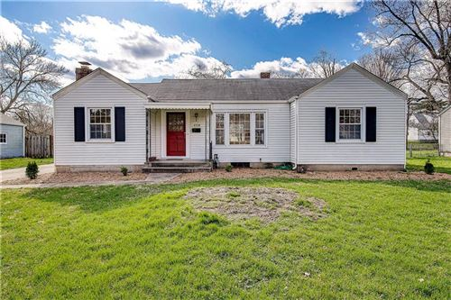 Photo of 6734 North Hillside Avenue, Indianapolis, IN 46220 (MLS # 21703143)