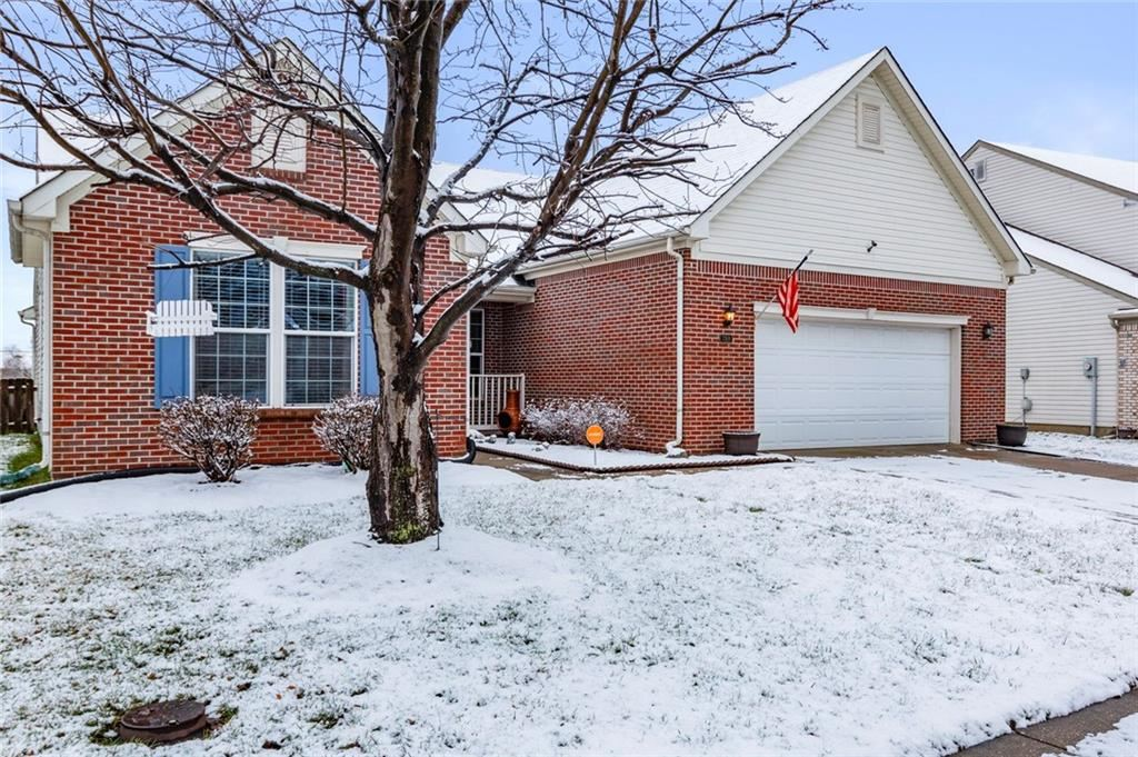 7308 Sycamore Run Drive, Indianapolis, IN 46237 - #: 21695143