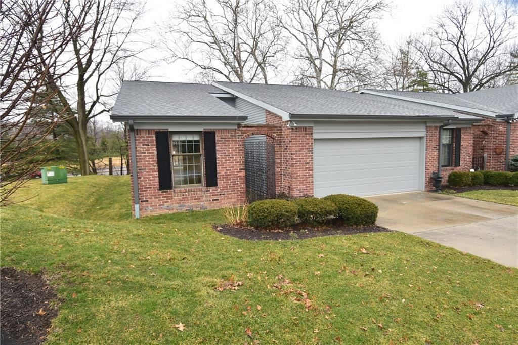 8555 Quail Hollow Road, Indianapolis, IN 46260 - #: 21696143