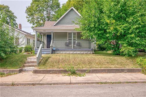 Photo of 4106 Cornelius Avenue, Indianapolis, IN 46208 (MLS # 21738144)