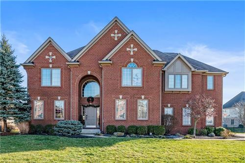 Photo of 10538 Madison Brooks Drive, Fishers, IN 46040 (MLS # 21758144)