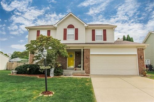 Photo of 349 Creekstone Dr, Indianapolis, IN 46239 (MLS # 21812144)