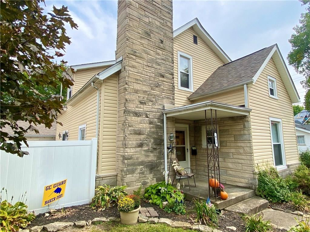 411 North Broadway Street, Greenfield, IN 46140 - #: 21742144