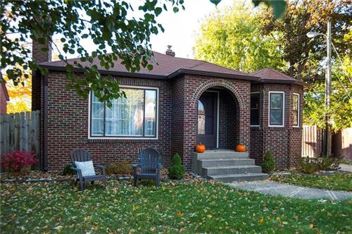 Photo of 754 North Leland Avenue, Indianapolis, IN 46219 (MLS # 21679145)