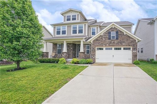 Photo of 7825 Ringtail Circle, Zionsville, IN 46077 (MLS # 21710145)