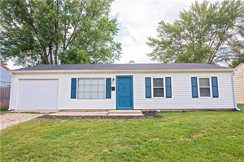 Photo of 5361 Dunk Drive, Indianapolis, IN 46224 (MLS # 21814145)