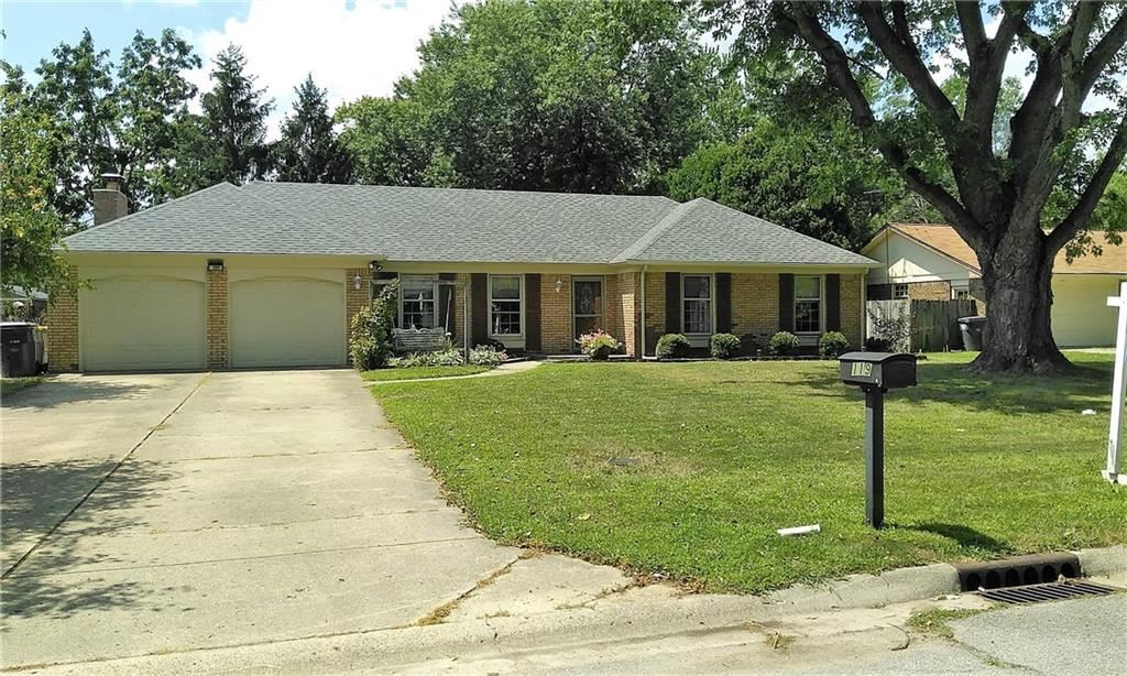 119 South Mustin Drive, Anderson, IN 46012 - #: 21660145