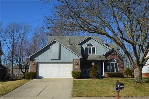 Photo of 7672 Geist Estates Drive, Indianapolis, IN 46236 (MLS # 21696146)