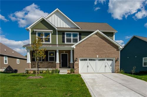 Photo of 4872 Harris Place, Greenwood, IN 46142 (MLS # 21765146)