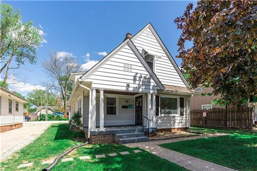 Photo of 6161 North College Avenue, Indianapolis, IN 46220 (MLS # 21785146)