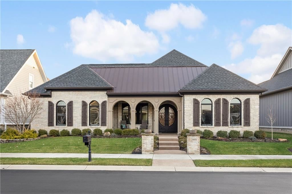 3401 Woodham Place, Carmel, IN 46033 - #: 21689146