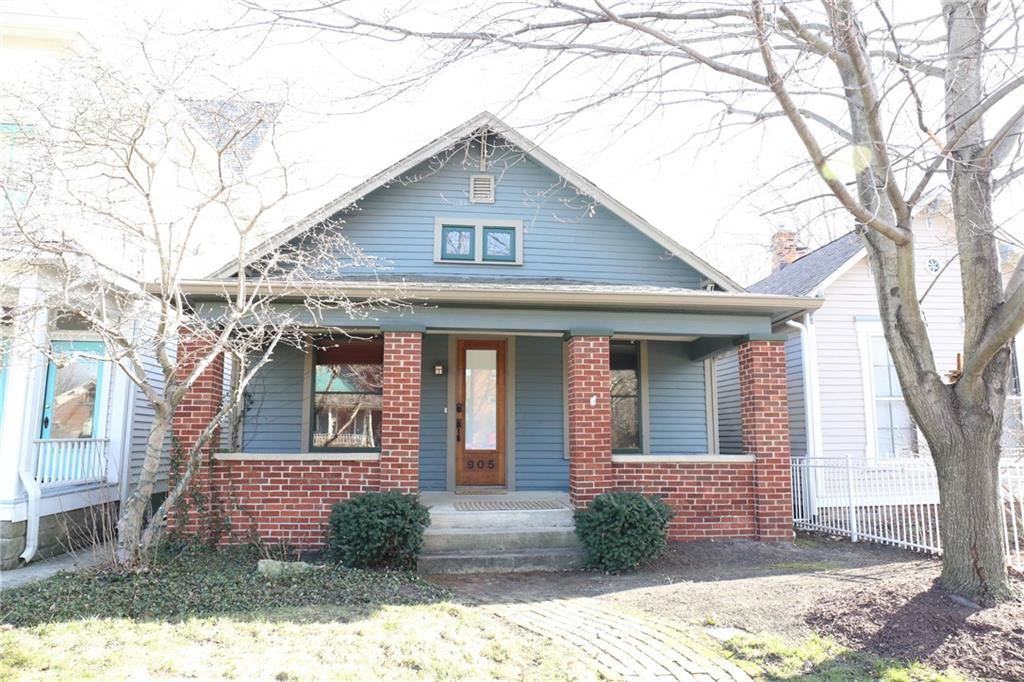905 Broadway Street, Indianapolis, IN 46202 - #: 21761147