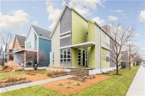 Photo of 1654 North NEW JERSEY Street, Indianapolis, IN 46202 (MLS # 21691148)