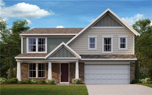 Photo of 5477 West Woodhaven Drive, McCordsville, IN 46055 (MLS # 21722148)