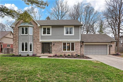 Photo of 1718 TIMBER HEIGHTS Drive, Carmel, IN 46280 (MLS # 21675150)