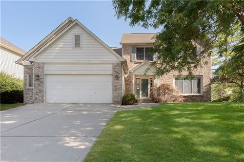 Photo of 10366 Seagrave Drive, Fishers, IN 46037 (MLS # 21812150)