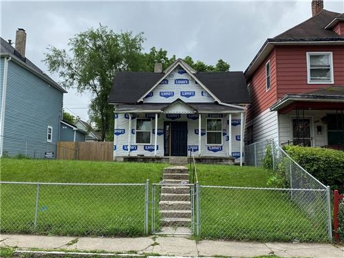 Photo of 1029 EUGENE Street, Indianapolis, IN 46208 (MLS # 21794151)