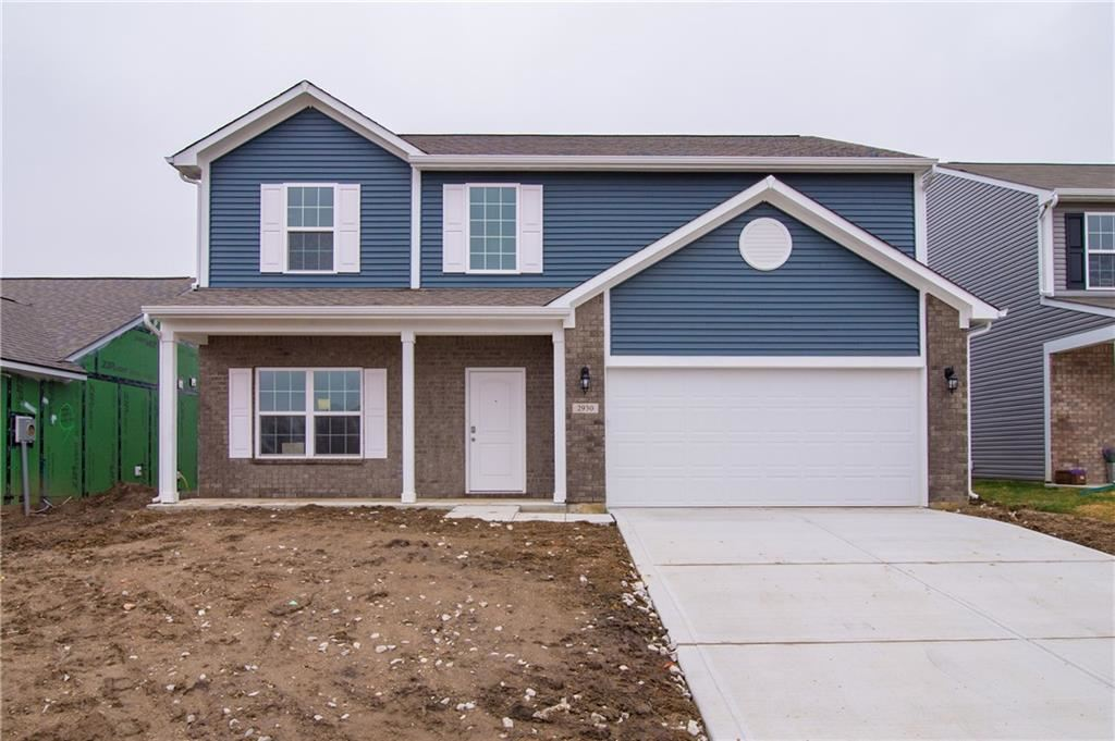 2930 West Broderie Lane, Monrovia, IN 46157 - #: 21659151