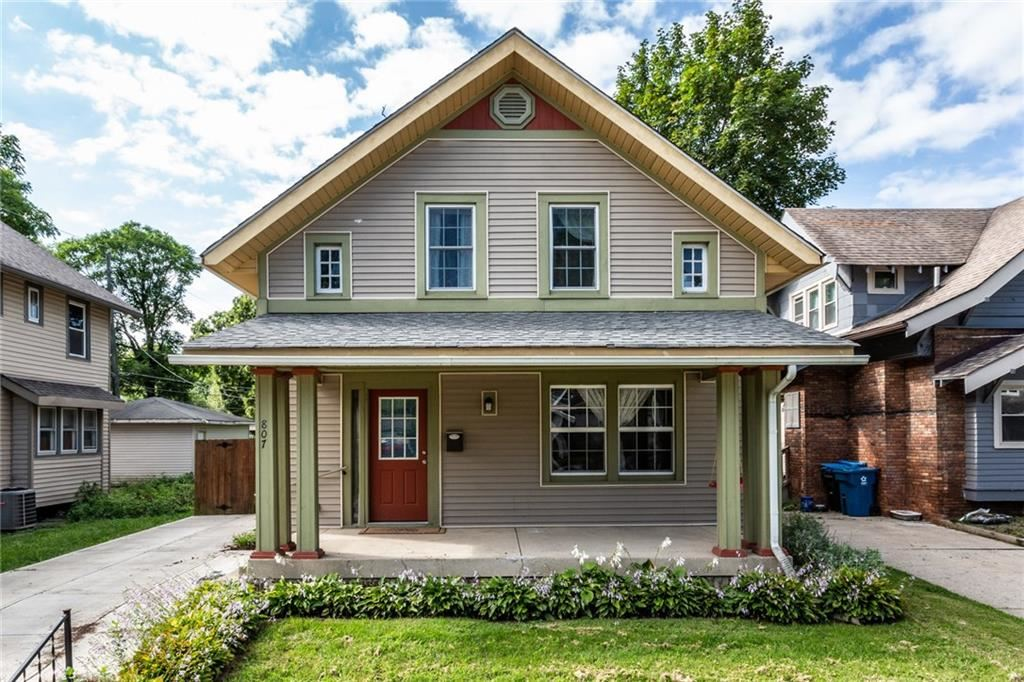 807 East 42nd Street, Indianapolis, IN 46205 - #: 21684151