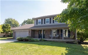 Photo of 705 WHISPERING TRAIL, Greenwood, IN 46142 (MLS # 21667152)