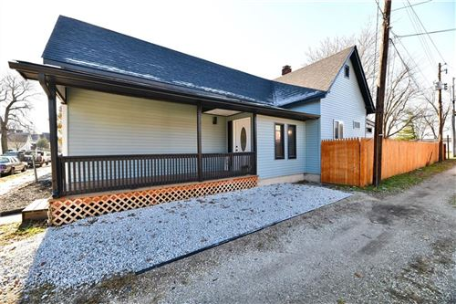 Photo of 1614 Union Street, Indianapolis, IN 46225 (MLS # 21756152)