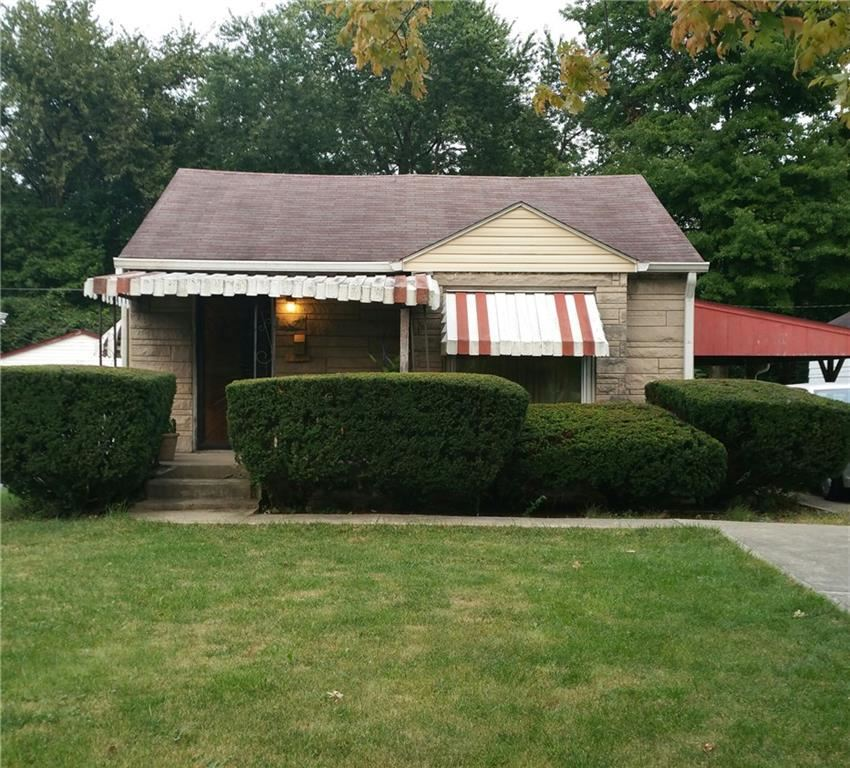 3623 Adams Street, Indianapolis, IN 46218 - #: 21734154