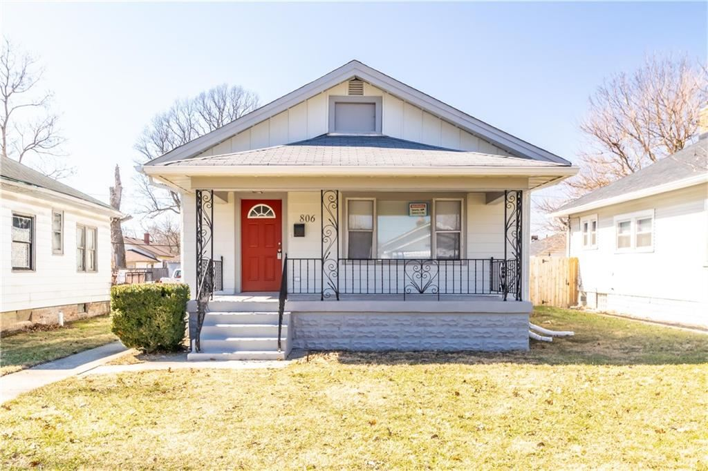 806 North Linwood Avenue, Indianapolis, IN 46201 - #: 21765154