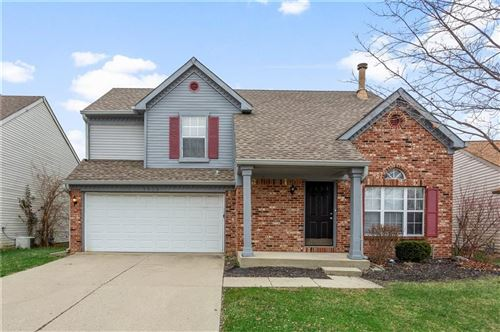 Photo of 7419 Wood Court, Fishers, IN 46038 (MLS # 21760157)
