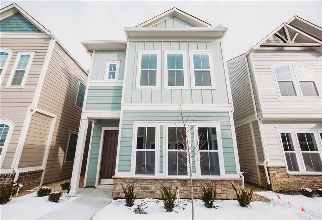 Photo of 13280 East Lieder Way, Fishers, IN 46037 (MLS # 21694157)