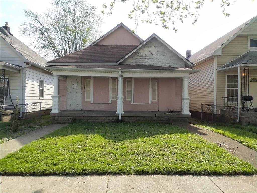 1431 Hiatt Street, Indianapolis, IN 46221 - #: 21672158