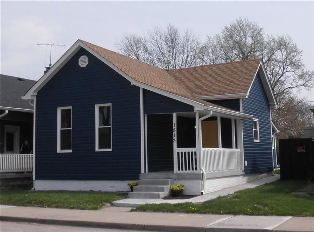 1813 South East Street, Indianapolis, IN 46225 - #: 21757158