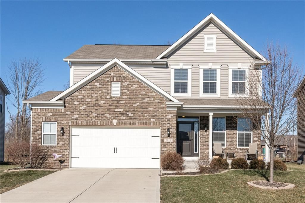 5019 MaCaferty Street, Plainfield, IN 46168 - #: 21761159