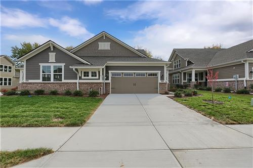 Photo of 4919 East Amesbury, Noblesville, IN 46062 (MLS # 21645160)
