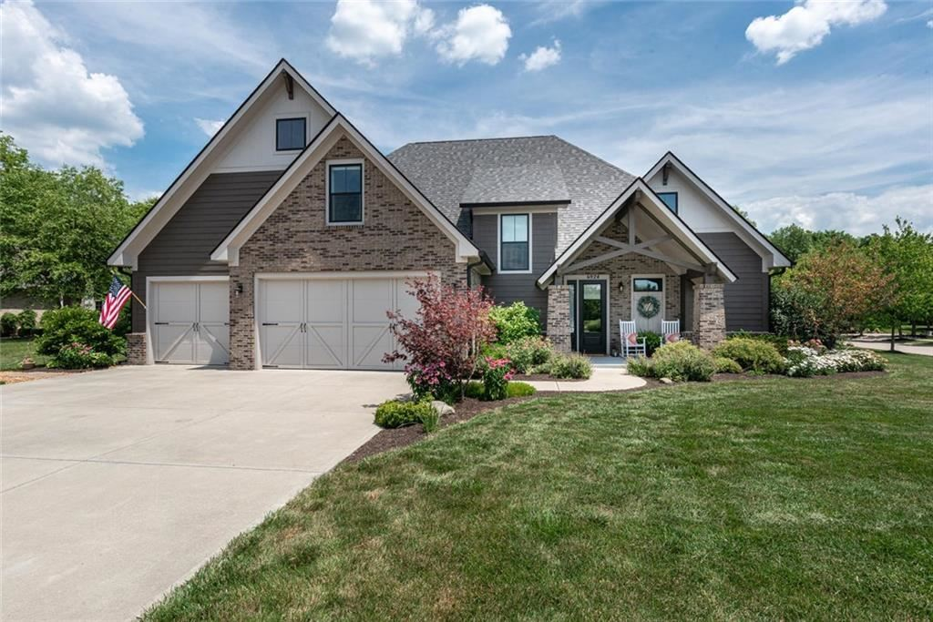 6924 South Fountain Court, Pendleton, IN 46064 - #: 21722160
