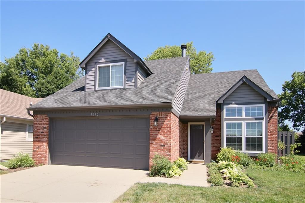 7190 Woodgate Drive, Fishers, IN 46038 - #: 21722161