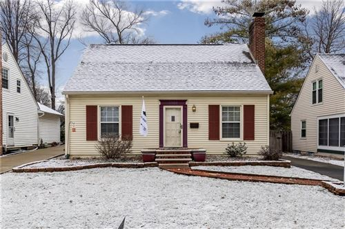 Photo of 2702 East Northgate Street, Indianapolis, IN 46220 (MLS # 21691162)