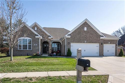 Photo of 721 North Mayer Drive, Greenfield, IN 46140 (MLS # 21752162)