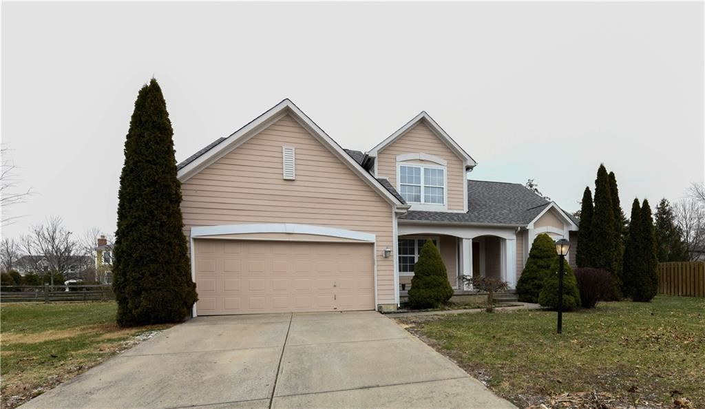 8391 Glen Highlands Drive, Indianapolis, IN 46236 - #: 21690162